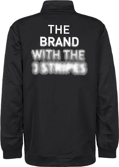 c259bd9c adidas Originals Mens Mens Track Jacket in Black - XL: adidas ...