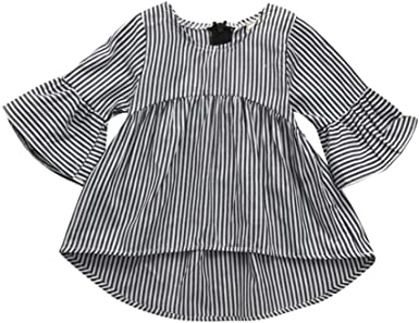 Merqwadd Infant Toddler Baby Girl Pleated Dress Solid Longsleeve Knit Sweater Winter Dress