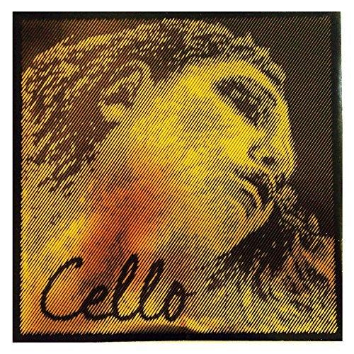 Pirastro Evah Pirazzi Gold 4/4 Cello A String [並行輸入品]   B06XXHN8FN