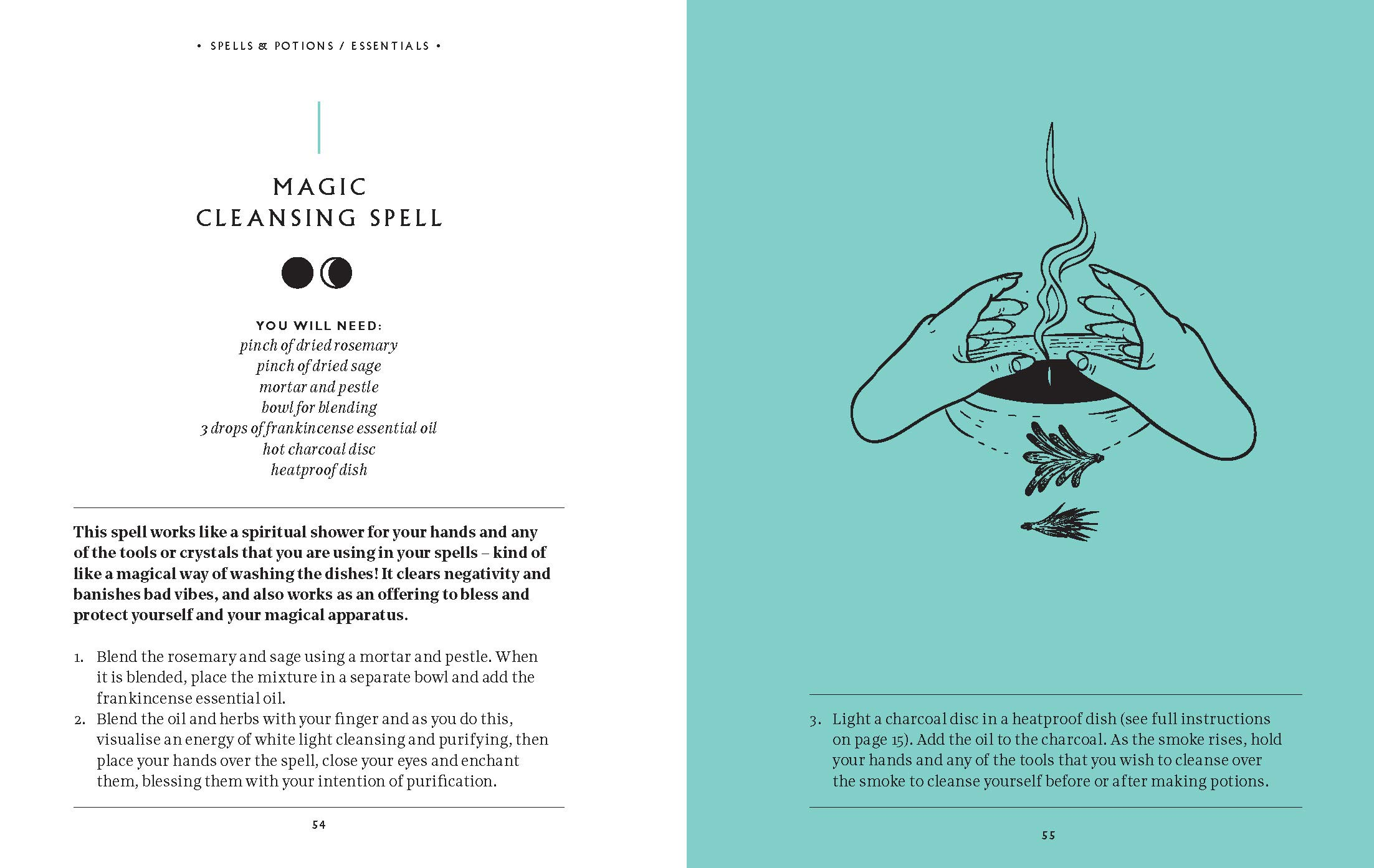 Everyday Magic Rituals Spells Potions To Live Your Best