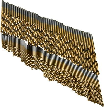 8mm HSS-Co Bit All Sizes High Quality German Heller HSS Cobalt Drill Bits 1mm