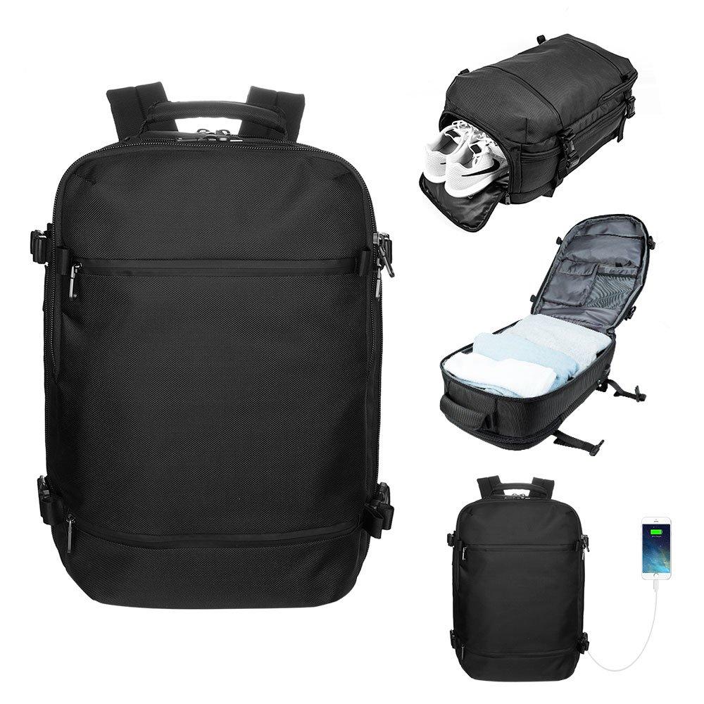 461ab3d6574e low-cost LA PAIX Travel backpack Duffel bag Messenger Carry-on ...