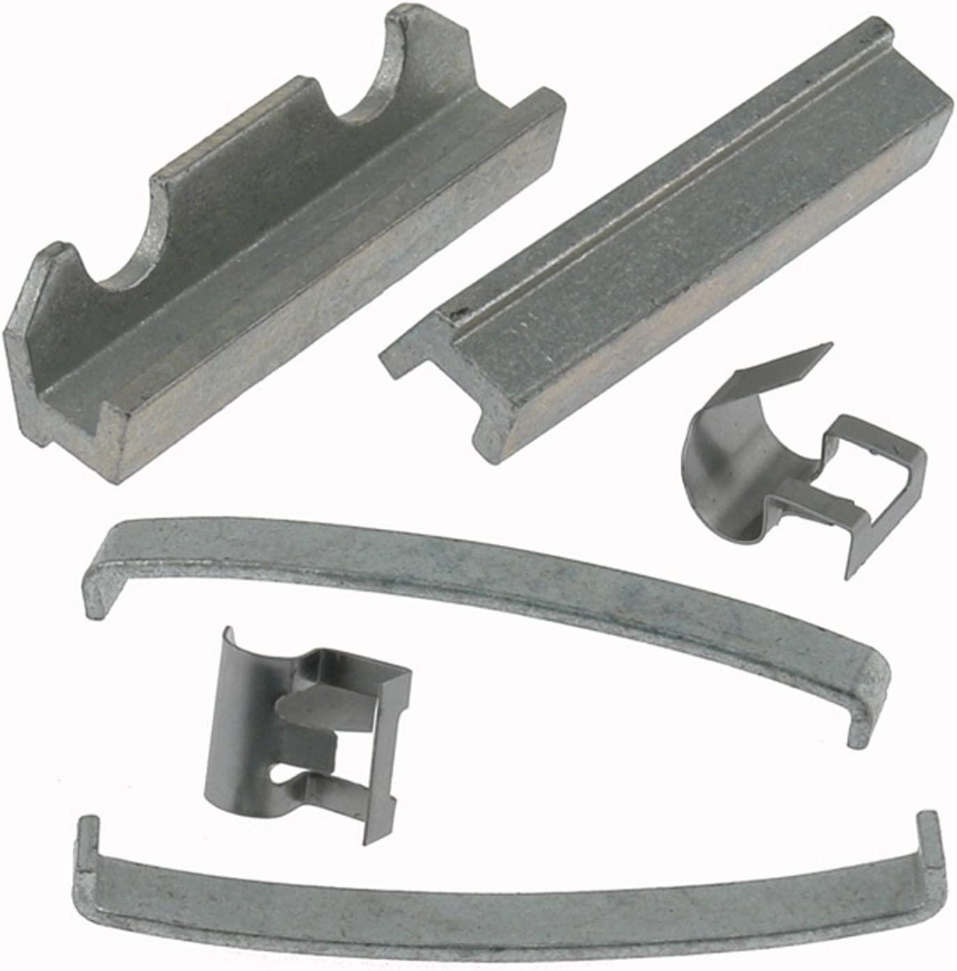 ACDelco 18K223X Professional Front Disc Brake Caliper Hardware Kit with Clips