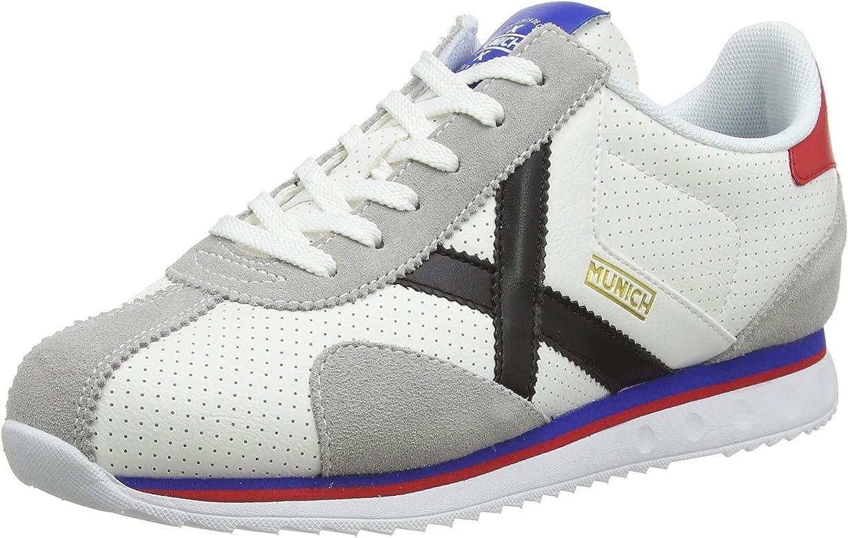 Munich Sapporo 82, Zapatillas Unisex Adulto: Amazon.es: Zapatos y ...