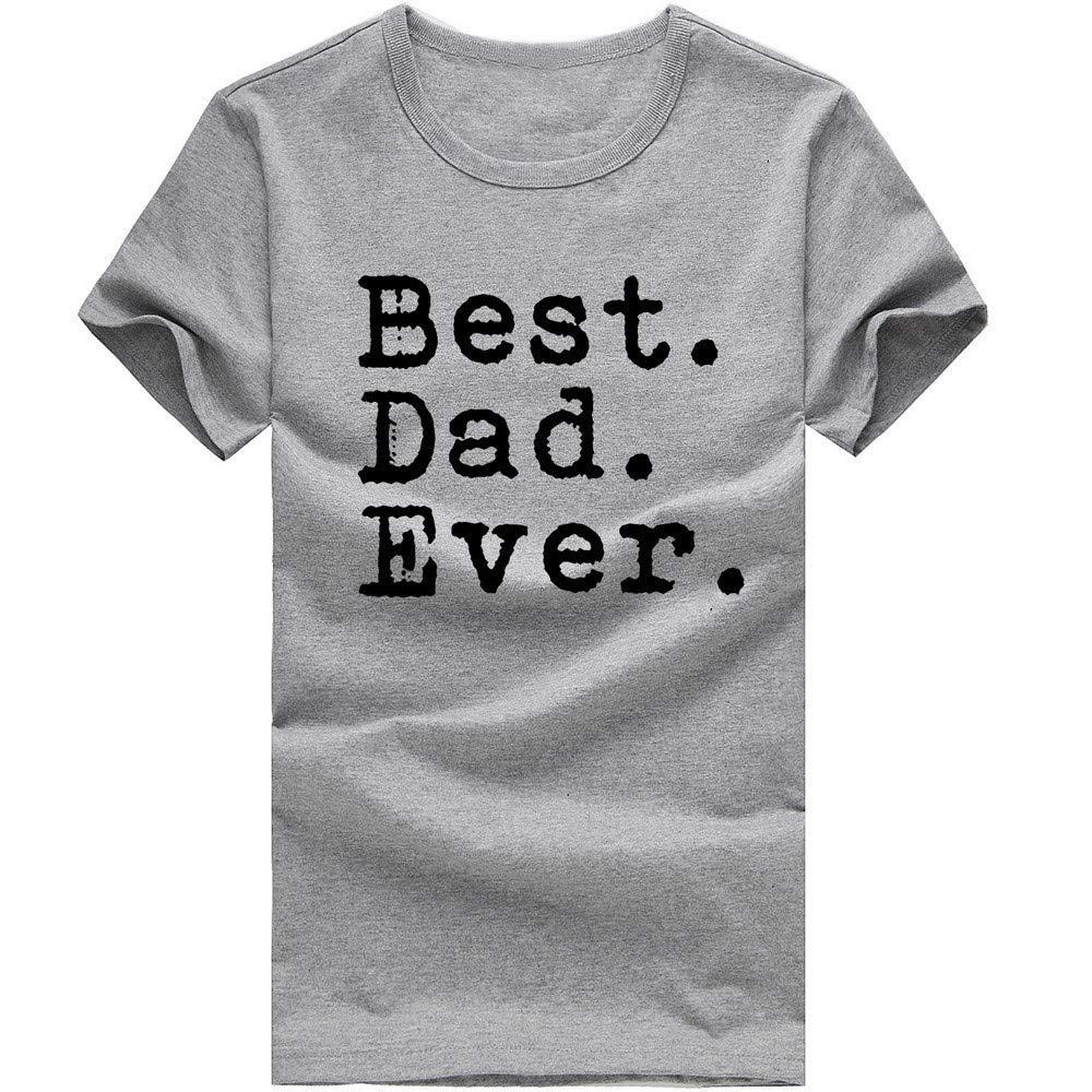 Causal Short Sleeve Cotton T Shirt Fashion Bsjmlxg Men Letter Printing Shirt