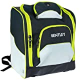 Charles Bentley Deluxe 49 Litre Ski Boot Bag Rucksack Backpack Winter Sports Holdall - Available In Pink Or Green