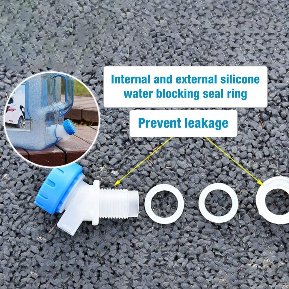 22 L escalade Portable pique-nique p/êche randonn/ée R/éservoir deau durgence barbecue R/éservoir deau pour voiture R/écipients /à eau de camping avec robinet