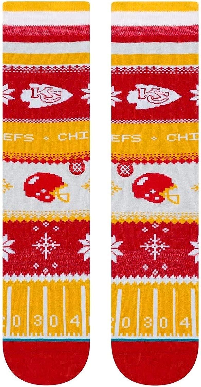 Stance Damen Socken Raiders Holiday Sweater