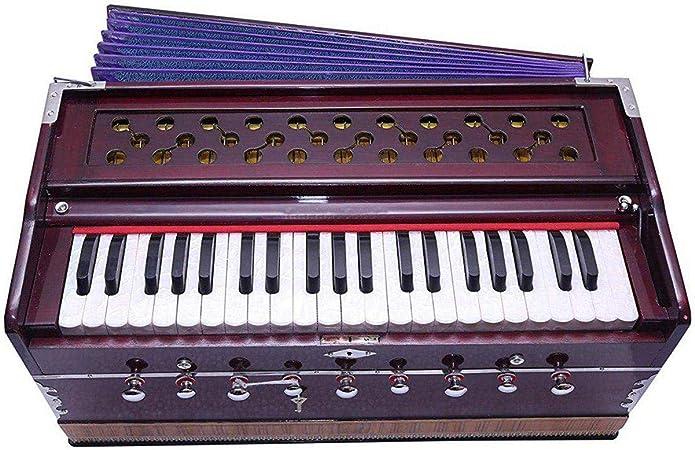 FASHERATI MUSICALS HARMONIO 9 TOPPER 2 REEDS COUPLER FUNCIÓN ...