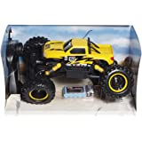 Yellow Color Maisto Remote Control Rock Crawler Off-Road Monster Truck by Maisto Tech