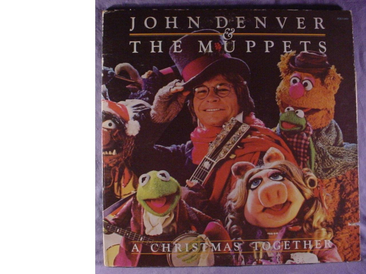 John Denver & The Muppets - A Christmas Together - Amazon.com Music