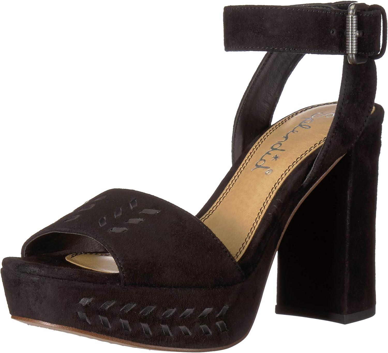 Splendid Womens Neesha Heeled Sandal