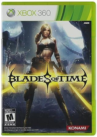 Konami Blades of Time, Xbox 360 - Juego (Xbox 360, Xbox 360,