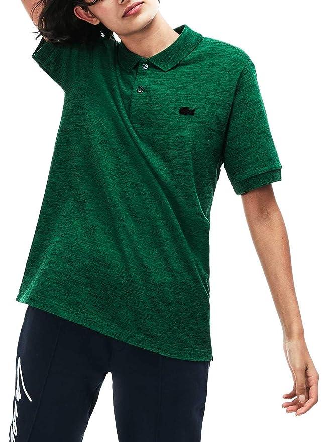 Lacoste Live1 Polo Hombre Verde XS (X-Small): Amazon.es: Ropa y ...