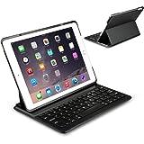 Inateck iPad Air 2/ iPad Pro 9.7インチ キーボードカバー