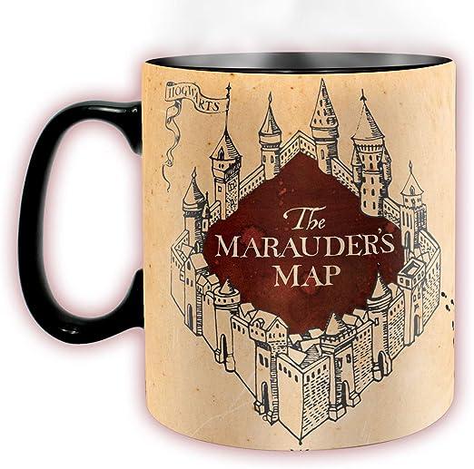 Harry Potter Marauders Map Mug