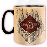 ABYstyle - HARRY POTTER Tazza magica Heat Change Mappa del Malandrino (per il calore) 460 ml
