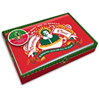 Elf Blank Boxed Note Cards