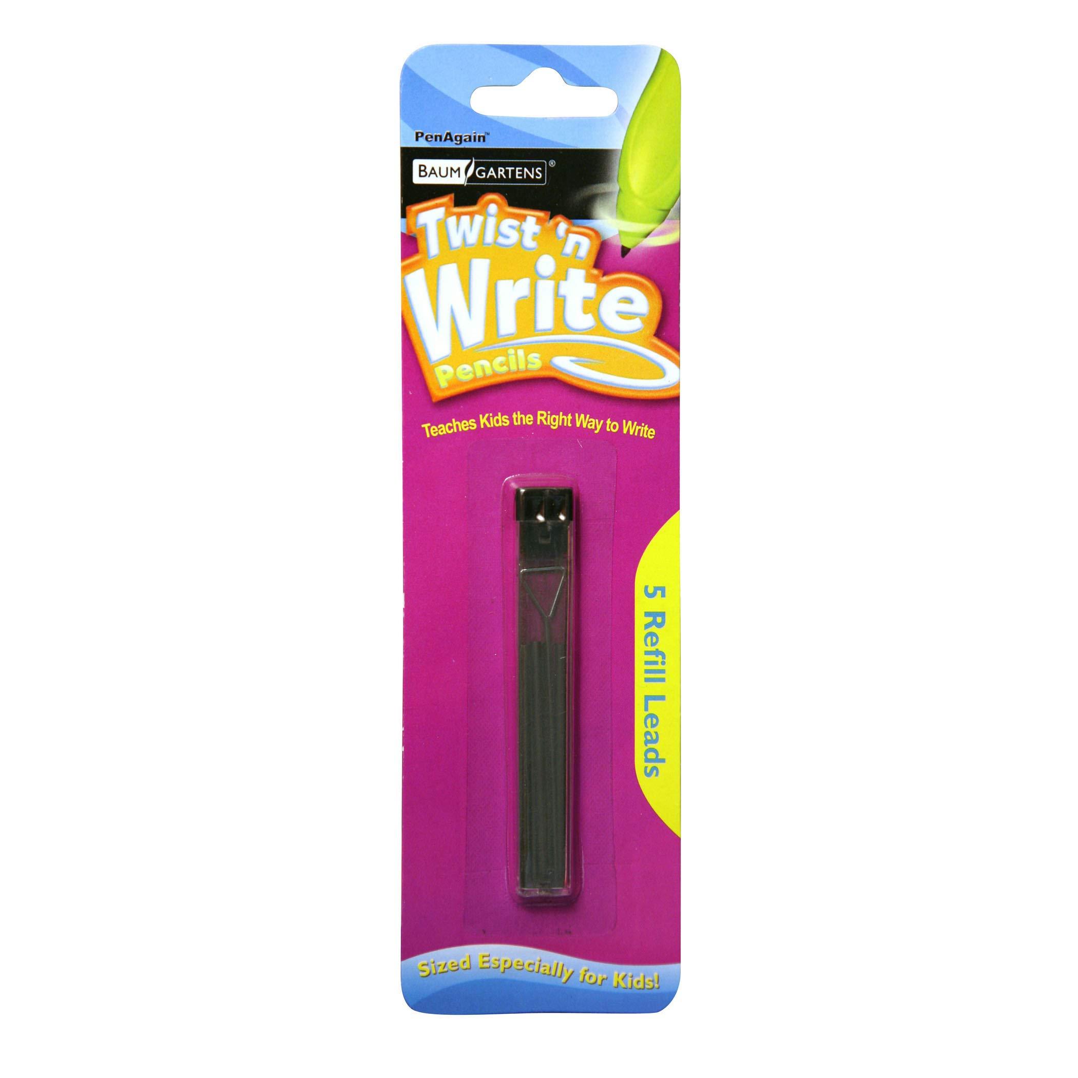 PenAgain Twist n Write 60 Minas (12 Tubos) 2mm