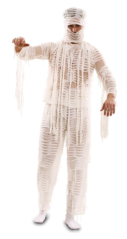 VIVING - Disfraz Momia blancam/l: Amazon.es: Juguetes y juegos