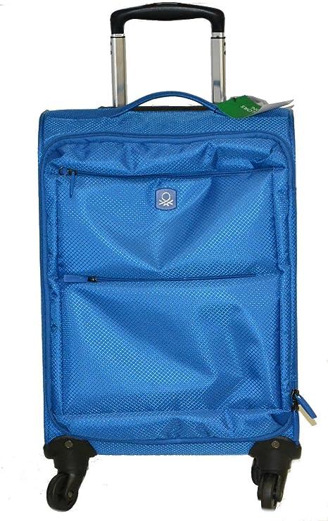 Benetton - Equipaje de mano Azul azul