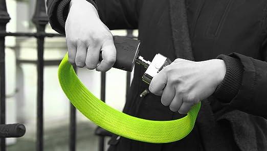 Cerradura de bicicleta Twin LITELOK® Gold (verde boa): Amazon.es: Deportes y aire libre