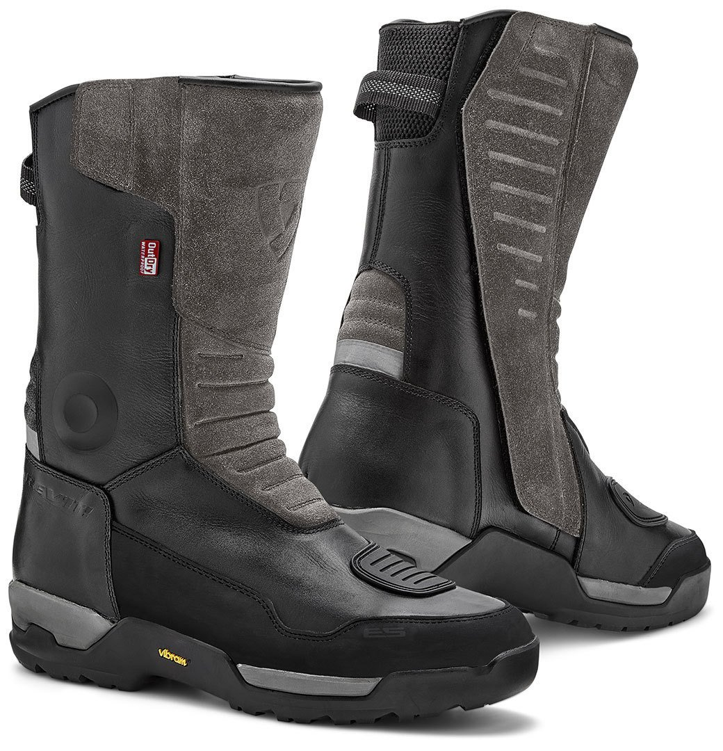 Rev'It Gravel Outdry Boots Black Rev' It Rev' It Gravel Outdry Boots Black 8700001219181