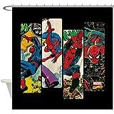 Nuohaoshangmao Spiderman Comic Panel