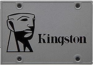 KINGSTON Digital SUV500B/480G 480GB SSDNOW UV500 SATA3 2.5 Bundle 2.5 Internal Solid State Drive