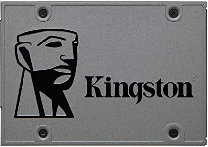 Kingston SUV500B/480G - Unidad de Disco Duro SSD 480 GB, con Kit de actualización para Sistemas de sobremesa/portátiles, SATA3, 2.5