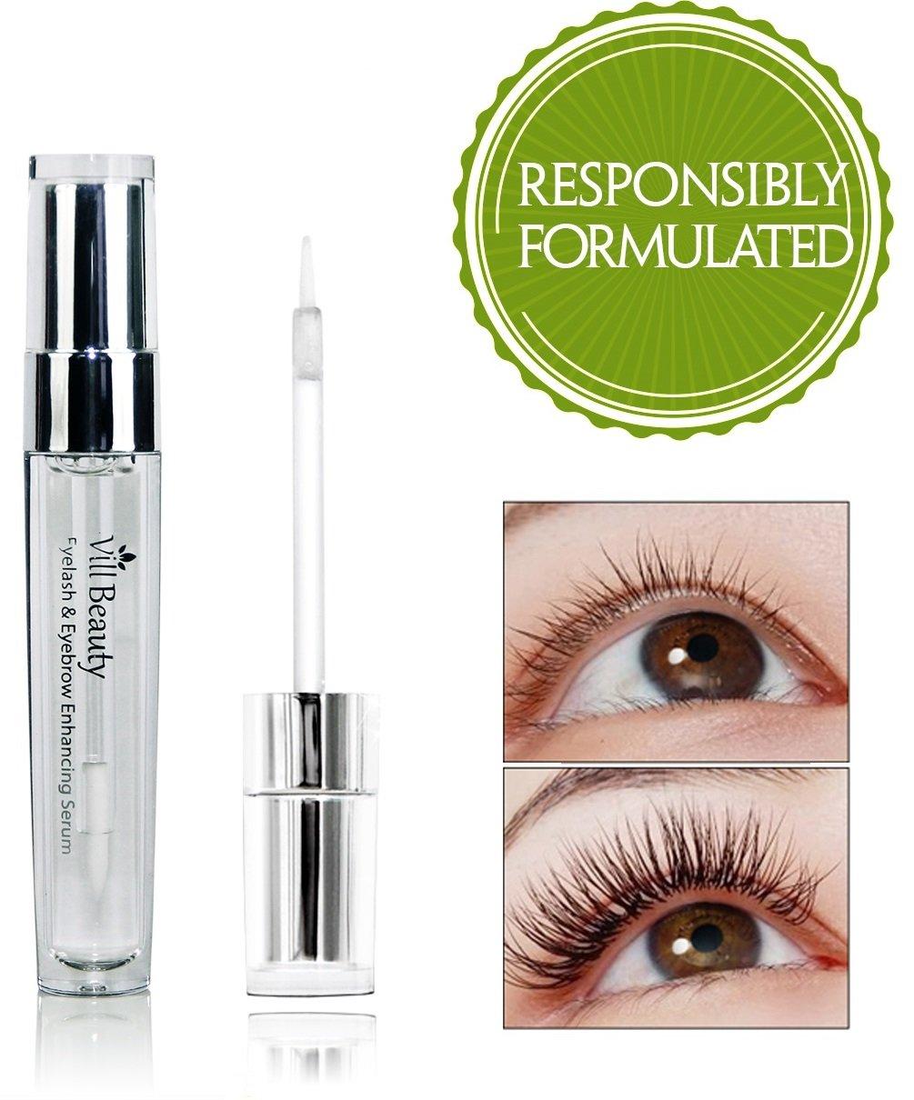 Upgraded Eyelash Growth Serum Enhancer Great For Eyelash Growing