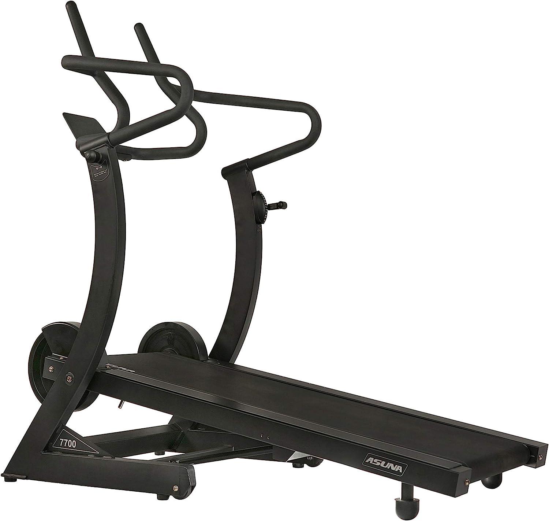 ASUNA Hi-Performance Cardio Trainer Self Powered Manual Treadmill