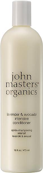 JOHN MASTERS ORGANICS Après Shampooing Intensif LavandeAvocat, 207ml