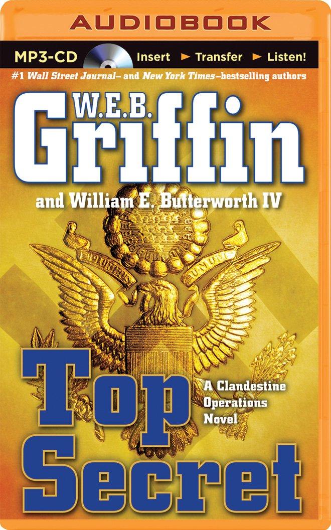 Download Top Secret (A Clandestine Operations Novel) PDF