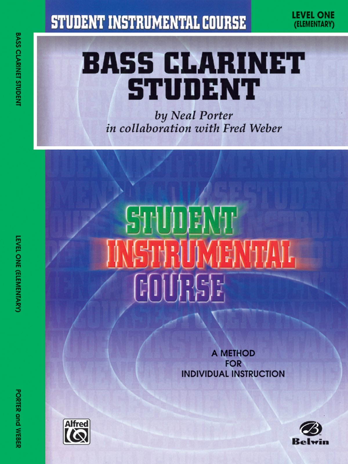 Student Instrumental Course Bass Clarinet Student: Level I ebook