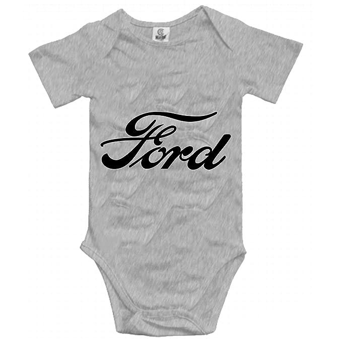 Amazon.com: Body unisex para bebé con logotipo de Ford ...