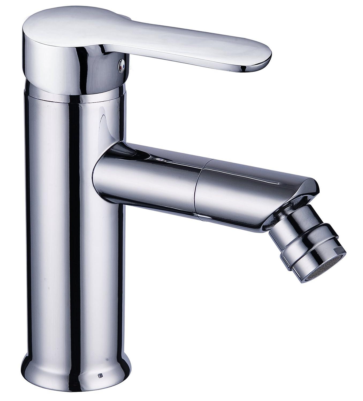 DP bath Bidetarmatur, 1 Stü ck, Silber, Roble bidet SA-0002