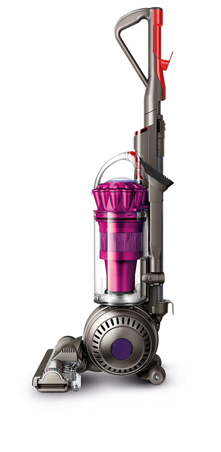 Amazon.com: Dyson DC41 Animal Complete Upright Vacuum Cleaner - Fuchsia -  Pink: Home & Kitchen