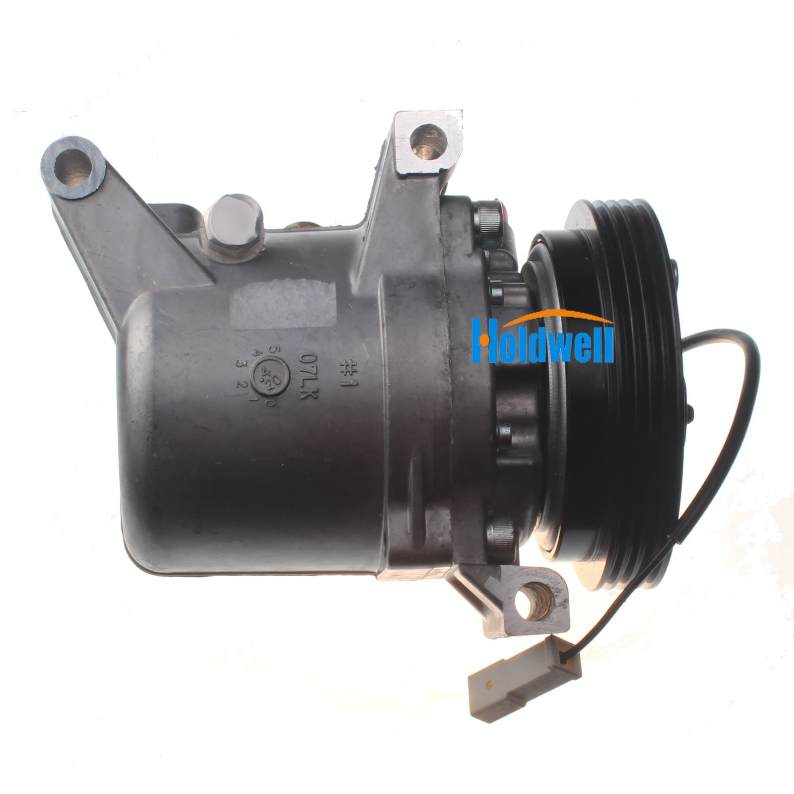Holdwell Auto AC Compressor 95201-77GB2 9520177GB2 for Suzuki Jimny Seiko Seiki SS07LK10 by Holdwell (Image #7)