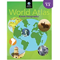 Know Geography™ World Atlas Grades 1-3 (Rand Mcnally Know Geography)