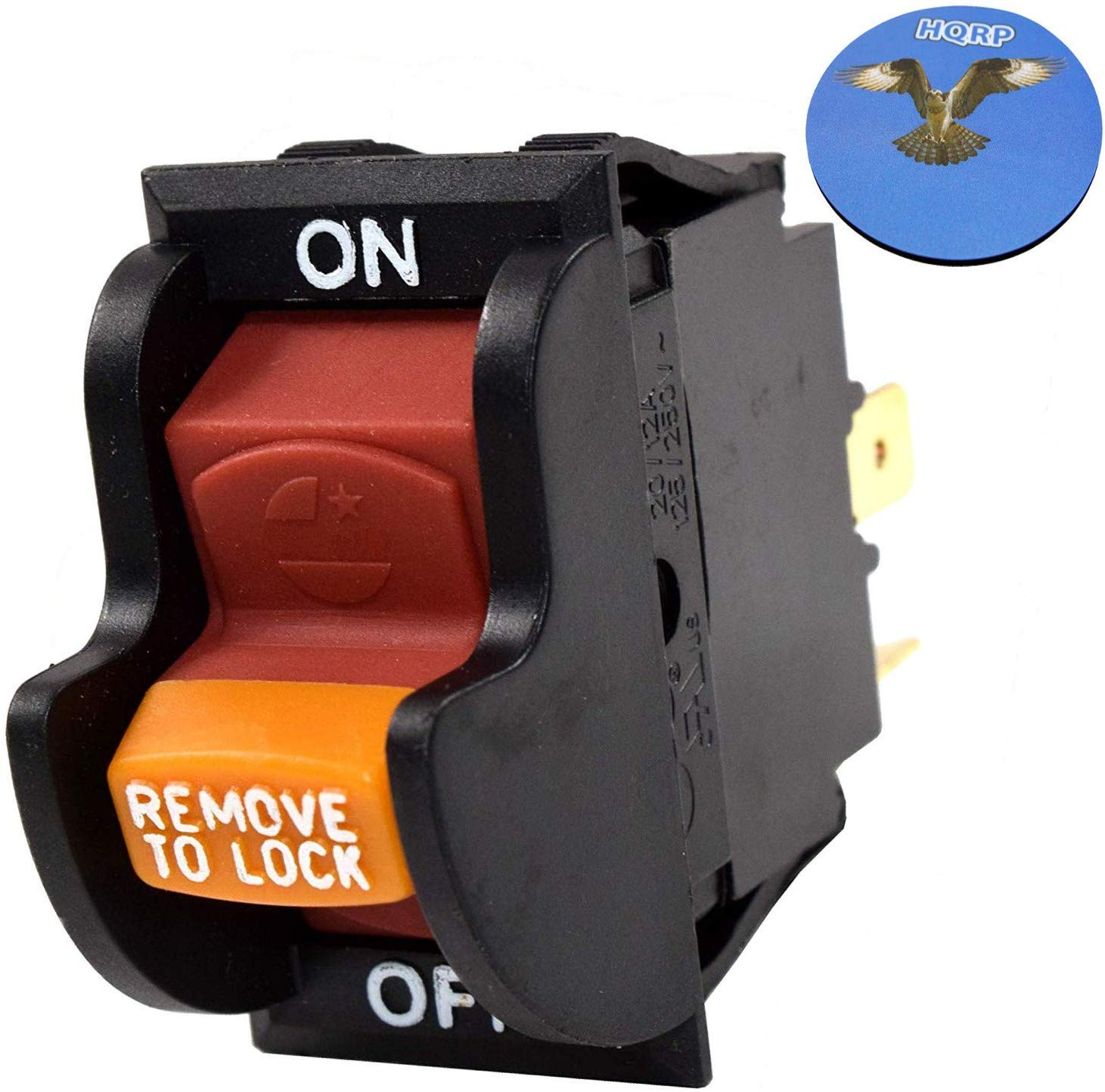 Ryobi RS290 Genuine OEM Replacement On//Off Switch # 030155001035