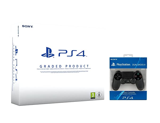Playstation 4 (PS4) 500 GB Blanca (Reacondicionado ...