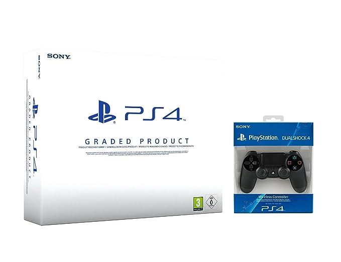 Playstation 4 (PS4) 500GB Chasis B + Dualshock adicional ...