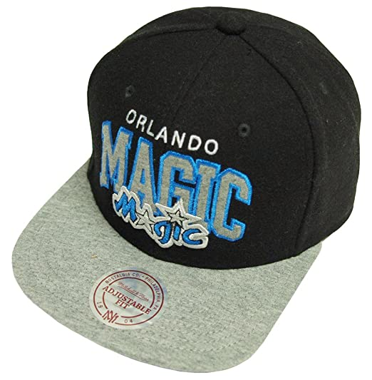 Image Unavailable. Image not available for. Colour  Mitchell   Ness Melton  Jersey Orlando Magic EU083 Snapback Cap Kappe Basecap 913353873927