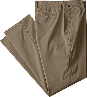Cutter /& Buck Men/'s Big /& Tall Zipper Front Classic Wrinkle Free Pant BCB06148