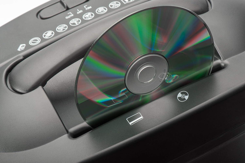 CD Ednet E91608 Distruggidocumenti 10 Fogli