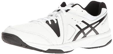 ASICS Chaussure de 19461 tennis Gamepoint pour Homme, Chaussure Blanc// Noir, 10 M US: Amazon a534dea - leekuanyew.website