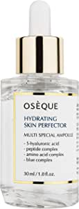 Hyaluronic Acid Face Serum – Power Organic Anti Aging & Wrinkle Skin Hydration & Moisturizer – 100% Natural - Pure Peptide & Amino complex– Reduce facial wrinkles - all skin types by Oseque