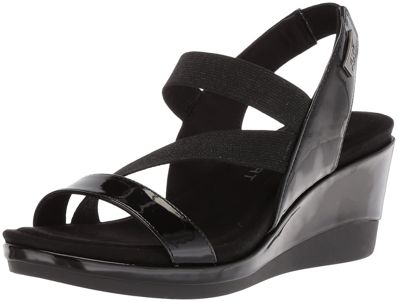 Anne Klein Women's Peppina Wedge Sandal