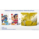 Pokémon Sword and Pokémon Shield Dual Pack (Nintendo Switch)